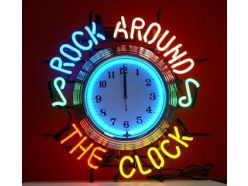 Horloge Rock Around The Clock