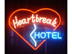 Néon Heartbreak Hotel