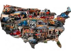 Carte USA Hot Rod