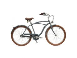 Beach Cruiser Key West homme gris