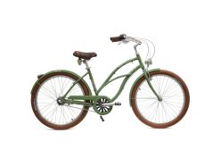 Beach Cruiser key West Femme Vert