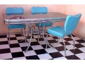 Table de Diner Rectangulaire 150 Sixties
