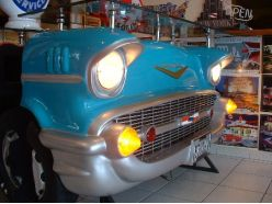 Bar , comptoir de salon Chevrolet Bel Air
