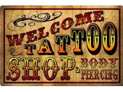 Welcome Tattoo