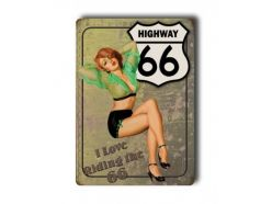 Grande Plaque XL Highway