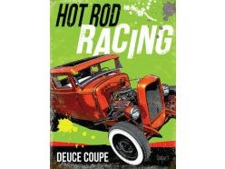 Grande Plaque XL Hot Rod Deuce