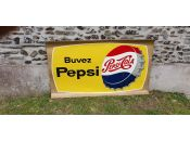 Plaque tôle Pepsi-Cola US