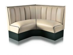 Banquette D'angle 120 cm Sixties